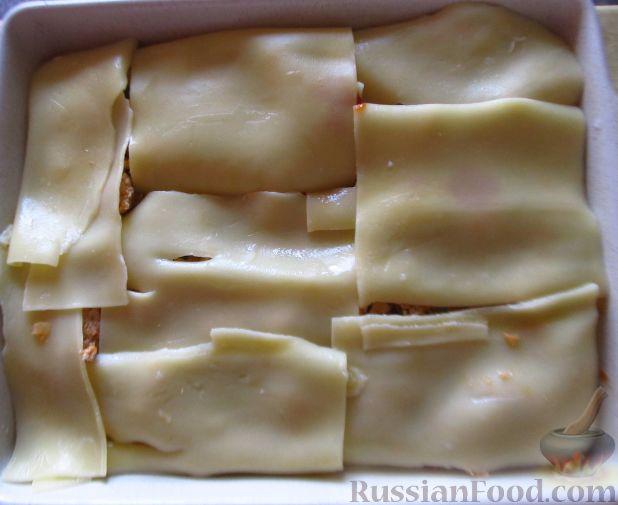 лазанья рецепт приготовления простой рецепт с фото