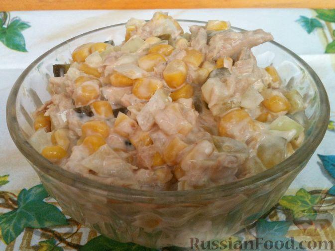Фото приготовления рецепта: Суп с нутом и свиными рёбрышками - шаг №12