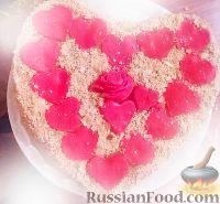 """Фото к рецепту: Торт """"Наполеон"""" со сгущенкой"""
