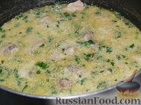 Фото к рецепту: Гедлибже (курица в сметане по-кабардински)