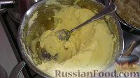 Фото приготовления рецепта: Домашние вареники с картошкой и кислой капустой - шаг №3