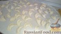 Фото приготовления рецепта: Домашние вареники с картошкой и кислой капустой - шаг №10