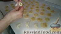 Фото приготовления рецепта: Домашние вареники с картошкой и кислой капустой - шаг №22