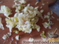 Фото приготовления рецепта: Поджарка из говяжьей печени - шаг №6