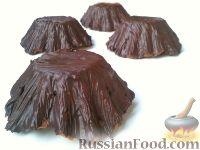 Фото к рецепту: Шоколадная глазурь I