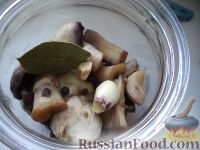 Фото приготовления рецепта: Маринованные шампиньоны - шаг №8