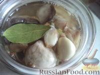 Фото приготовления рецепта: Маринованные шампиньоны - шаг №10
