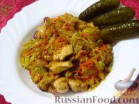 Фото к рецепту: Картофель, жаренный по-новому