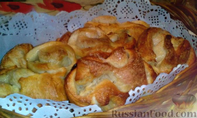 Рецепт песочного пирога с безе с фото