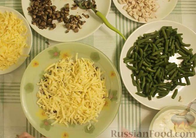 рецепт супа грибы с куриной грудкой