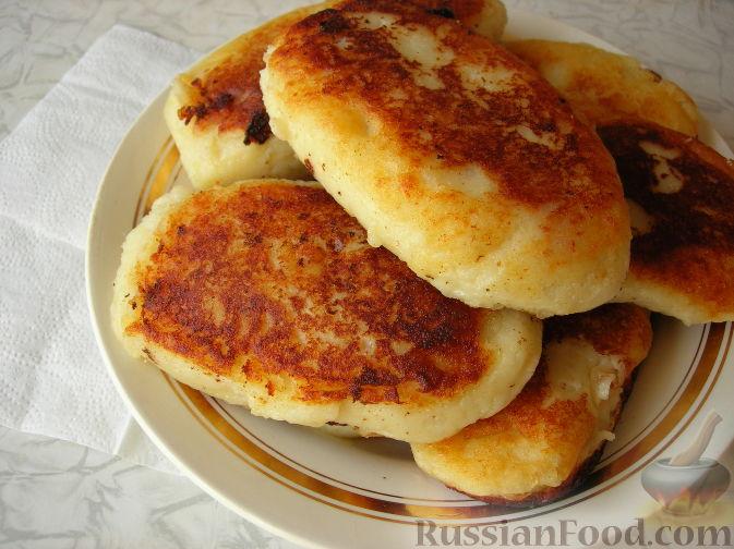 рецепты из картофеля пирожки жарик