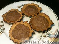 Фото к рецепту: Крем шоколадный заварной