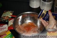 Фото приготовления рецепта: Шаурма по-домашнему - шаг №3