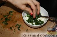Фото приготовления рецепта: Шаурма по-домашнему - шаг №8