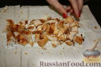 Фото приготовления рецепта: Шаурма по-домашнему - шаг №24