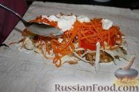 Фото приготовления рецепта: Шаурма по-домашнему - шаг №29