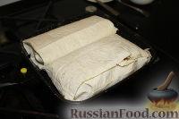 Фото приготовления рецепта: Шаурма по-домашнему - шаг №34