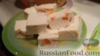 Фото к рецепту: Творожный десерт (очень легкий)