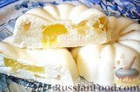 """Фото к рецепту: Творожный десерт """"Бланманже"""""""