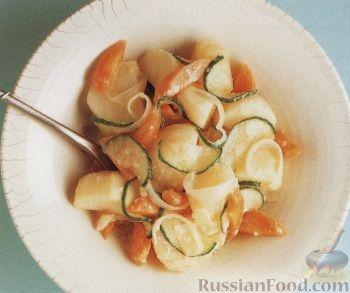 Рецепт Китайский картофельный салат