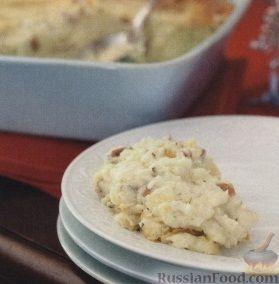 Рецепт Картофельное пюре с эстрагоном