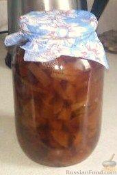 Фото к рецепту: Варенье из айвы