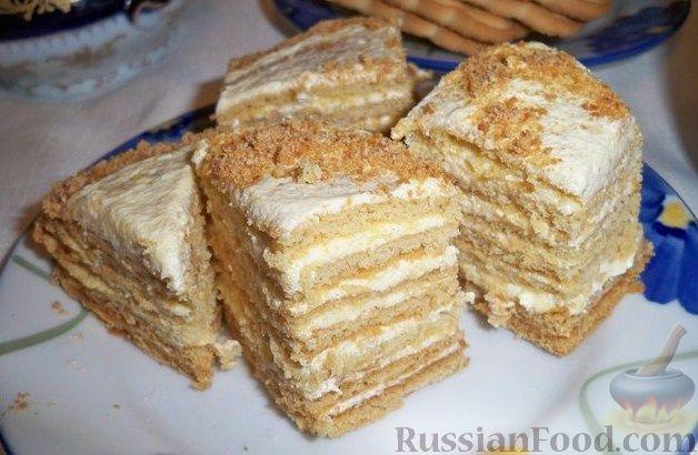Рецепт Торт «Дамский каприз»