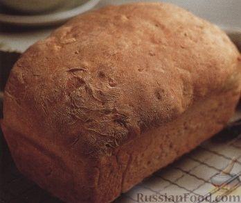 Рецепт Хлеб с бататом и грецкими орехами