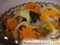 Рецепт Печень в маринаде