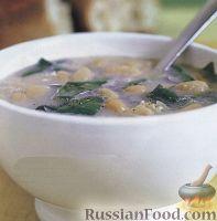 Фото к рецепту: Фасолевый суп-пюре
