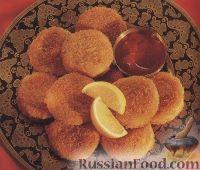 Фото к рецепту: Картофельные котлеты с треской