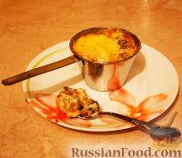 Фото к рецепту: Грибной жульен без мяса