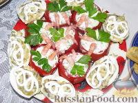 Фото к рецепту: Фаршированные помидоры