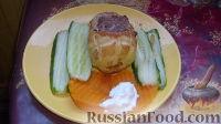 Фото к рецепту: Картофельные лапти