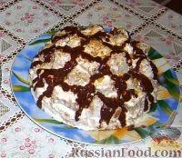 Фото к рецепту: Сметанный торт