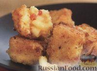 Фото к рецепту: Крокеты из макарон