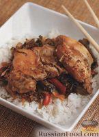 Фото к рецепту: Куриные бедрышки, приготовленные в медленноварке