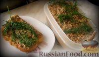 Фото к рецепту: Домашний печеночный паштет