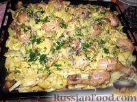 Что приготовить из картошки и курицы