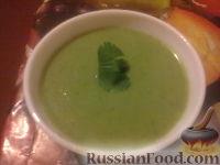 Фото к рецепту: Крем-суп из брокколи