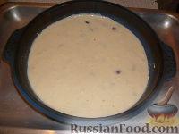 Фото приготовления рецепта: Манковый тортик - шаг №3