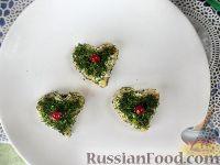 """Фото к рецепту: Закуска """"Сельдь романтическая"""""""