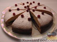 Фото приготовления рецепта: Пирог из сгущенки - шаг №5