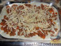 Фото приготовления рецепта: Лазанья болоньезе - шаг №8