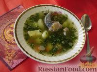 Фото к рецепту: Уха с водкой