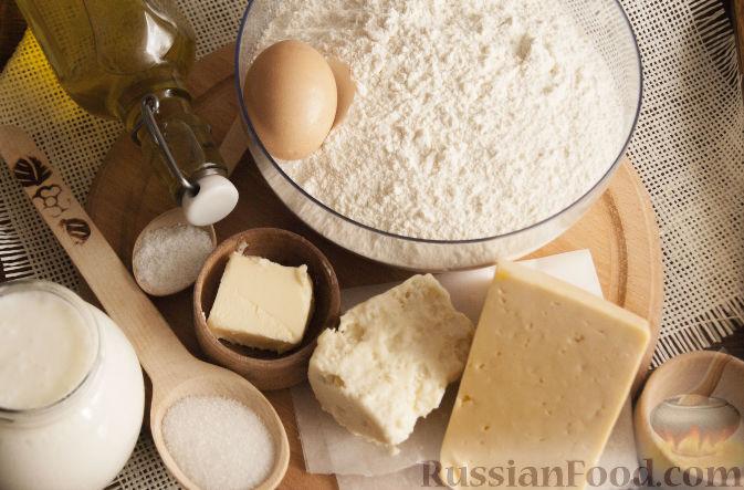 Осетинские пироги на кефире рецепт с фото