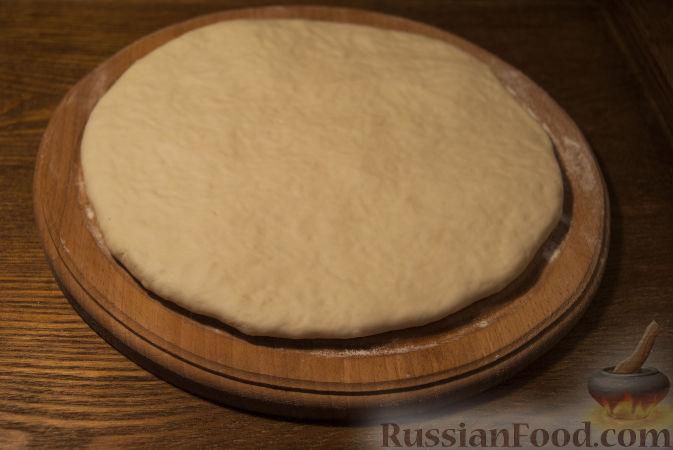 рецепт осетинские пироги тесто рецепт с фото