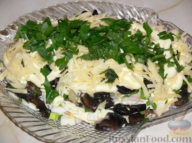 Простые салаты рецепты с фото простые и вкусные от Жратьру