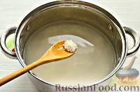 Фото приготовления рецепта: Кутья из риса с орехами и сухофруктами - шаг №4
