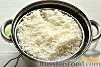 Фото приготовления рецепта: Кутья из риса с орехами и сухофруктами - шаг №5